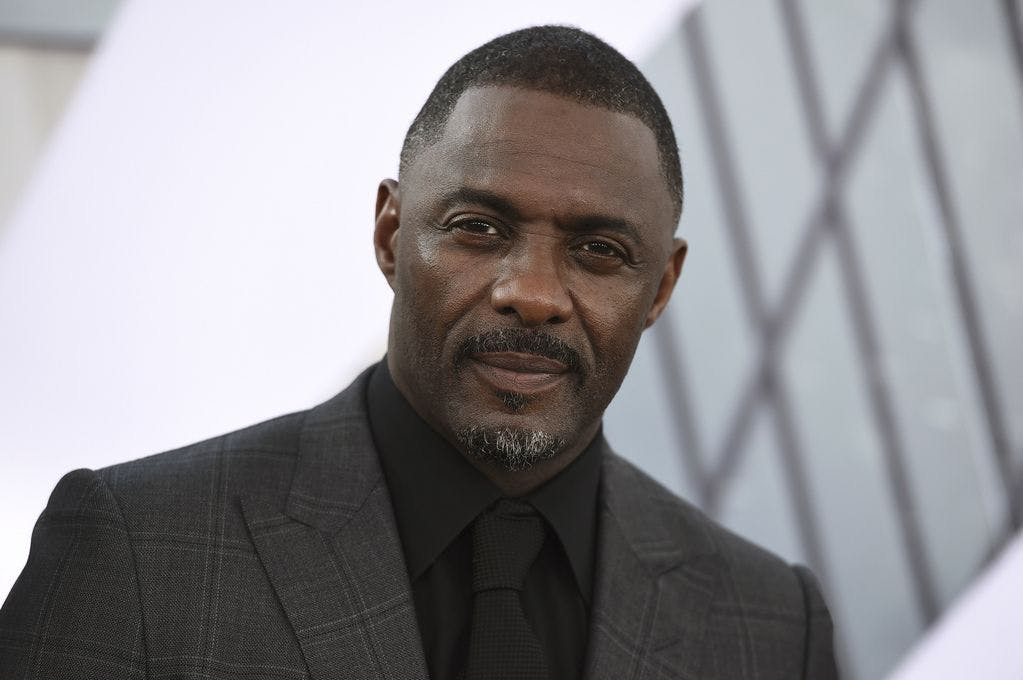 Idris Elba lends his voice to a song helping relief ef...