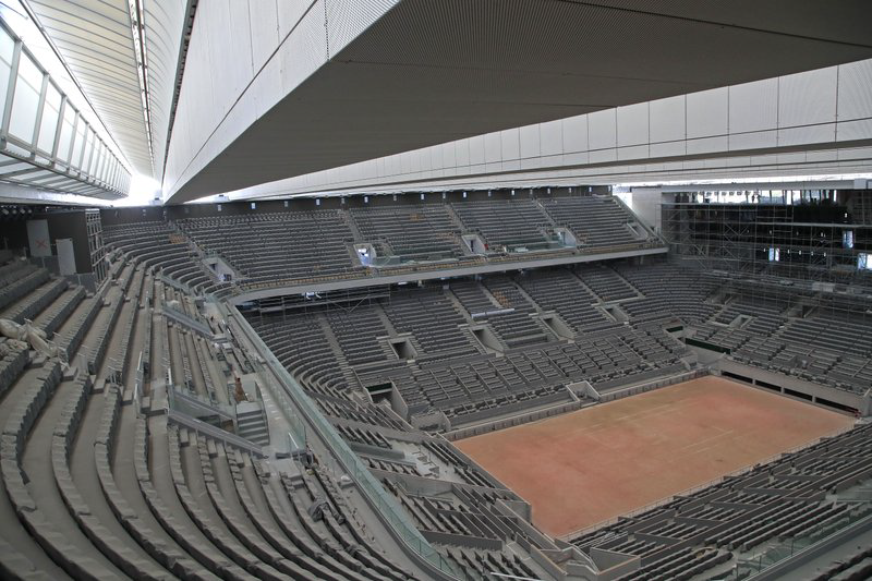 Could be limited - or no - fans at a September French Open