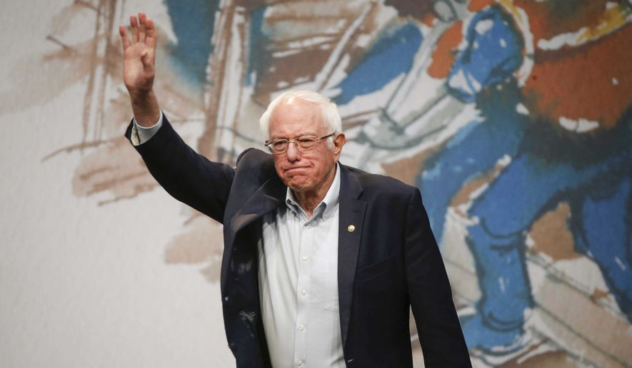 Sanders lands endorsement from nurses union