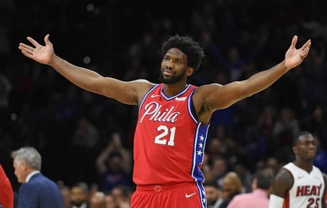 NBA roundup: Embiid takes over late as 76ers stop Celtics