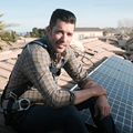 One half of the 'Property Brothers' praises solar in d...